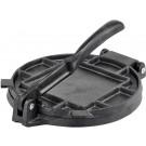 "Winco TPC-8C 8"" Diameter Cast Iron Tortilla Press"