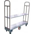"Omcan 39247 16"" x 48"" Utility Cart"