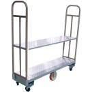 "Omcan 23861 16"" x 60"" Utility Cart"