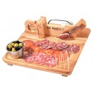 """Bron Coucke GS05 11""""W Sausage Slicer with Fitted Tray"""