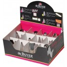 de Buyer 2130.00 60 Nozzles Pastry Box