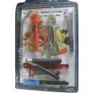 Bron Coucke DEC09 9 Fruit & Vegetable Decoration Tool Set