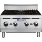 Eurodib HP424 4 Burners Gas Hot Plate