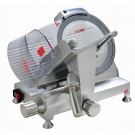 """Eurodib HBS-250L 10"""" Blade Commercial Manual Electric Meat Slicer"""