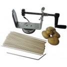 "Bron Coucke 500ZEB 10.6""W Professional Curly Gourmet Slicer"