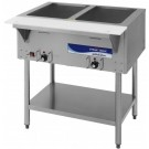 Turbo Air RST-2P-240 240V 2 Top Openings Steam Table