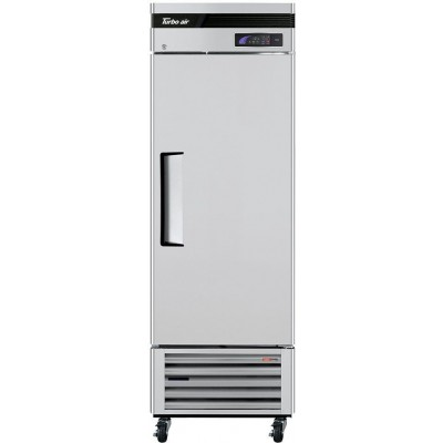 "Turbo Air TSF-23SD-N Super Deluxe Series 27"" Solid Door Reach-in Freezer"